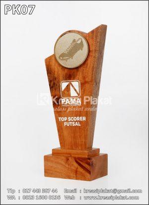 Plakat Kayu Pama Top Scorer Futsal