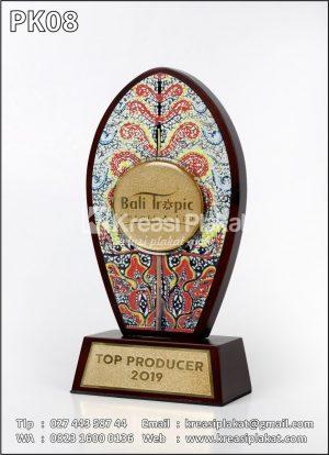 Plakat Kayu Bali Tropic Top Producer