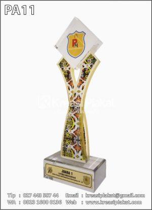 Contoh Piala Lomba Mew...