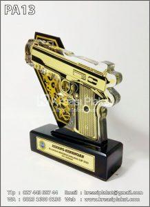 Plakat Kejuaraan Menembak Danlanud Cup