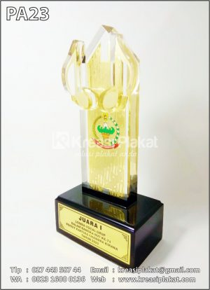 Piala Lomba Vocal Group Kartika Chandra Kirana