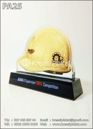 Plakat Juara Skill Competition KPC