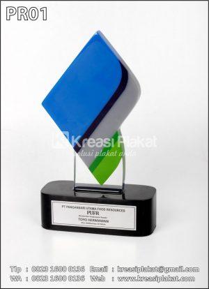 Plakat  Penghargaan PT...