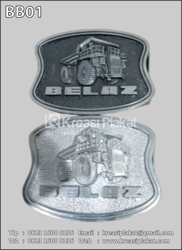 Buckle Belt Custom