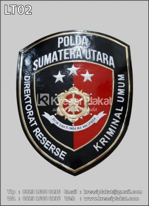 Logo Timbul Direktorat Reserse Kriminal Umum