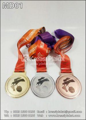 Medali Penghargaan Bul...