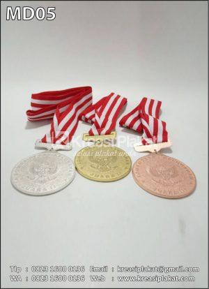 Medali Lomba Desa Kulu...