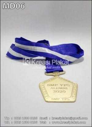Medali SMP YPS