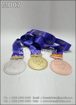 Medali Lomba Mancing