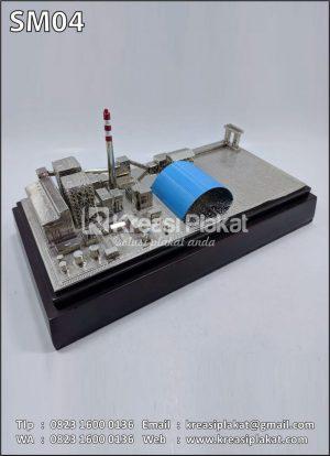 Miniatur Pabrik
