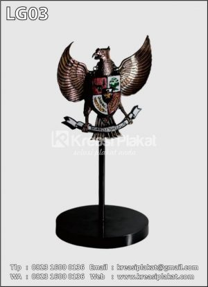 Patung Garuda Pancasila Untuk Meja
