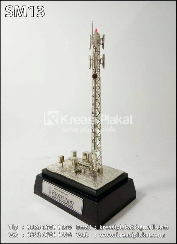 Miniatur Tower Protelindo