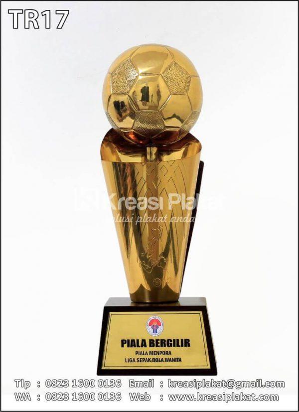 Piala Bergilir Sepakbola Wanita Menpora