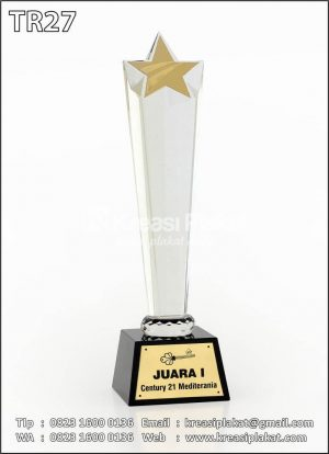 Piala Award Model Bint...