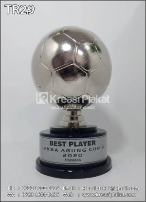 Trophy Best Player Jak...
