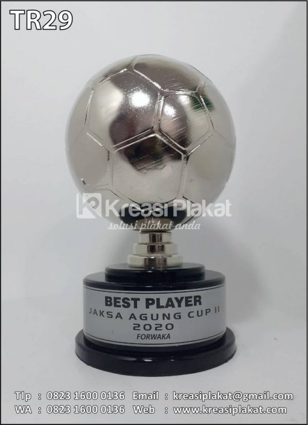 Trophy Best Player