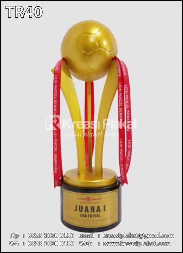 trophy futsal