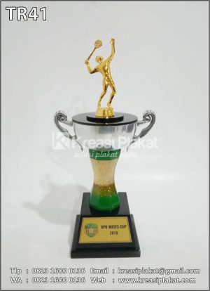 Piala Badminton KPN Wa...