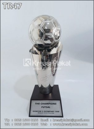 Trophy The Champions Futsal
