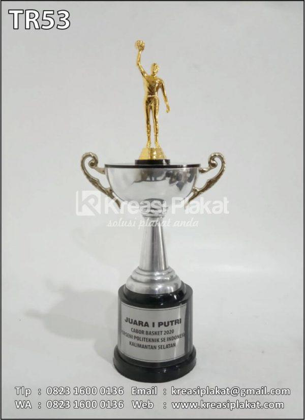 Piala Basket Putri Porseni Politeknik Se Indonesia