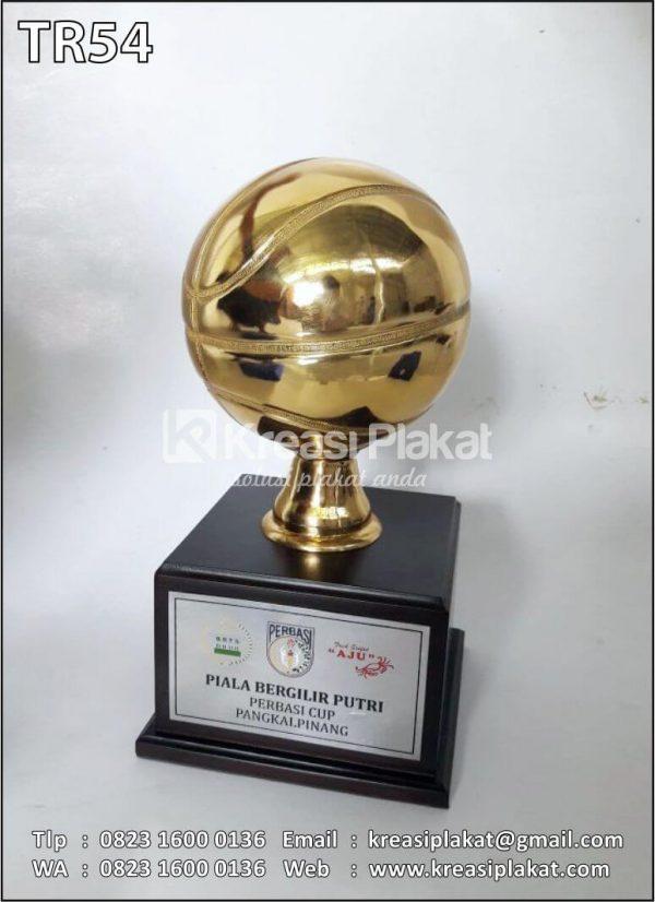 Piala Bergilir Basket Putri Pangkalpinang