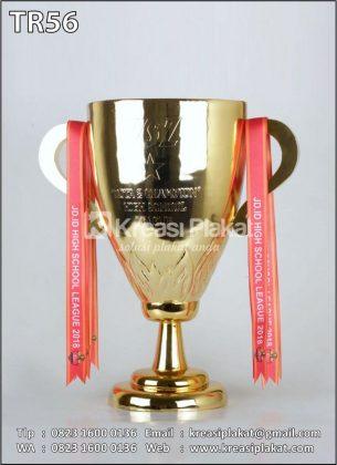 Trophy Dota 2 Champion HSL Piala Esport