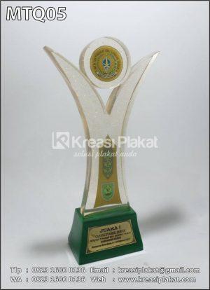 Plakat Lomba MTQ Kabup...