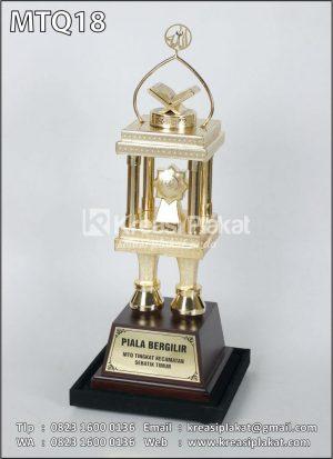 Piala Bergilir MTQ Log...