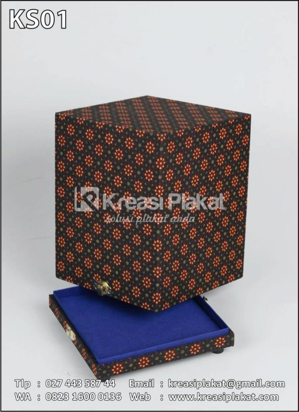 Kotak Box Batik   Kotak Souvenir
