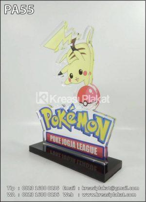 Plakat Akrilik Pokemon