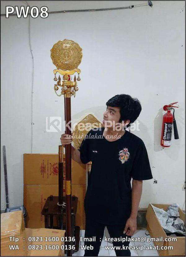 Tempat Pembuatan Pedel Tongkat Rektor Jogja