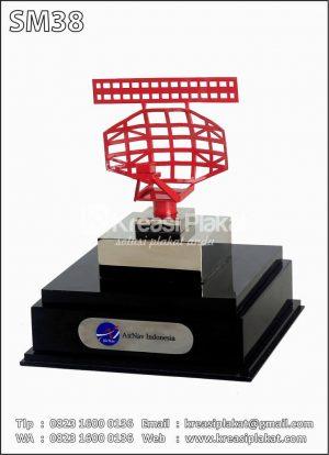 Souvenir Miniatur Radar Airnav