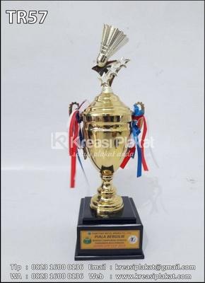 Piala Bulu Tangkis yang Jadi Kebanggaan Indonesia