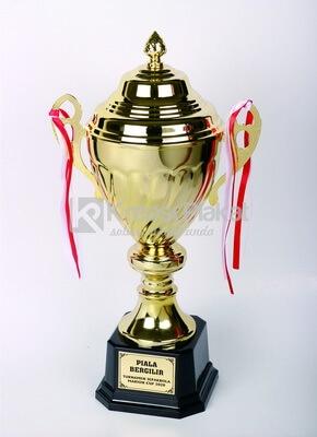 5 Contoh Piala Bergilir yang Cocok Untuk Kompetisi atau Lomba