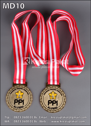 Medali Penghargaan PPI...