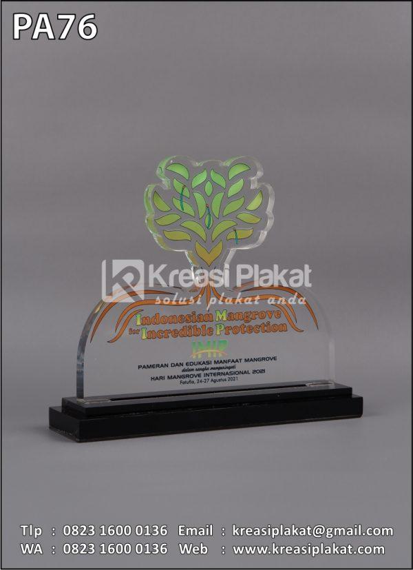 Plakat Akrilik Indonesian Mangrove